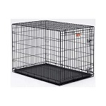 I-1518 - MidWest iCrate Single Door BLACK Dog Crate (SMALL)