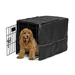 CVR-22 - Midwest Quiet Time 22-inch Dog Crate Cover
